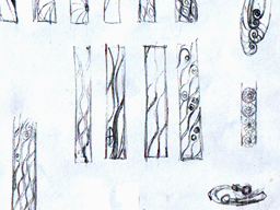 Klimt Design Sheet
