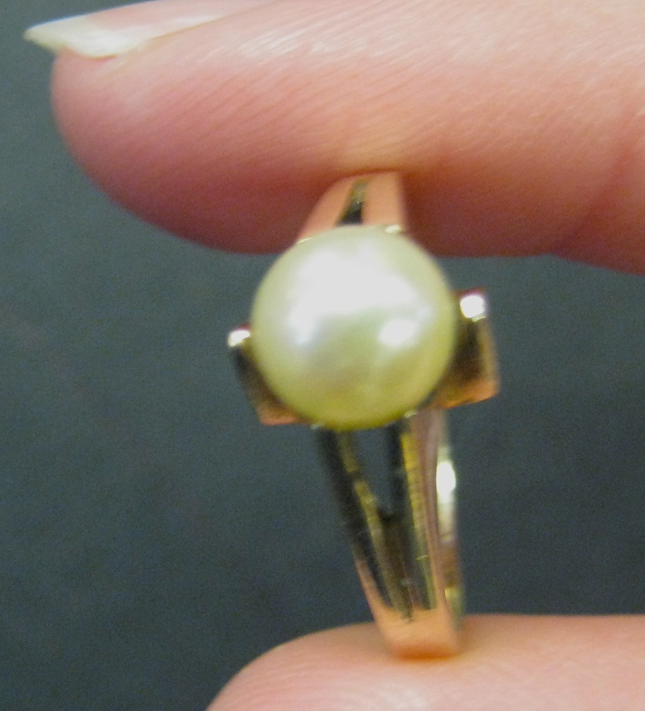 top pearl engagment ring